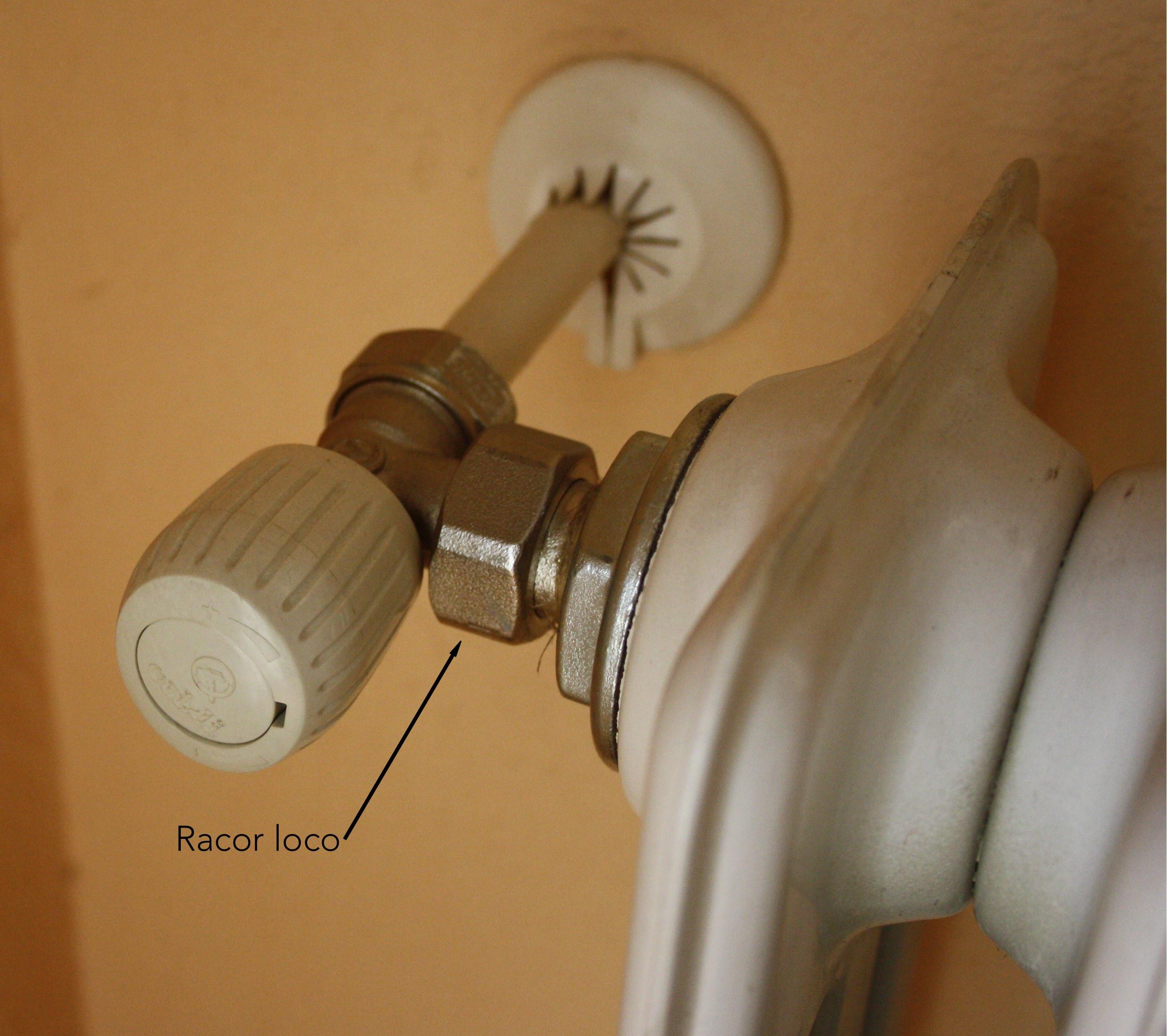 C mo purgar una instalaci n gerardo robles for Cambiar llave radiador