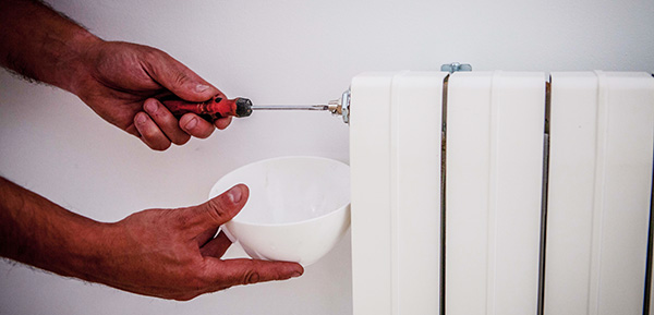 C mo purgar una instalaci n gerardo robles - Caldera no calienta agua si calefaccion ...